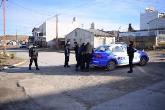 Más de 9 policías de Caleta dieron positivo a COVID y en la zona norte hay 80 efectivos que fueron aislados