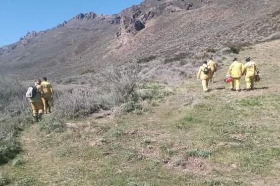 Hallaron sin vida a un joven de 20 años en el cerro La Cruz