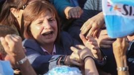 """La oposición realiza un nuevo """"banderazo"""" contra el Gobierno"""