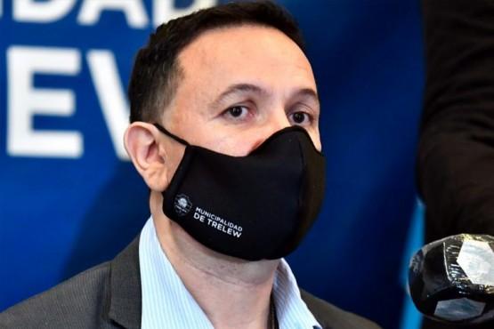 El intendente Maderna confirmó que tiene coronavirus