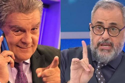 Jorge Rial habló de su relación con Luis Ventura