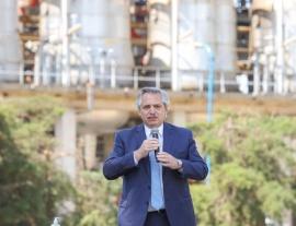"""El Presidente agradeció a los empresarios que """"confían en una Argentina que crece"""""""