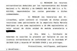 Santa Cruz: Cuándo podrían refacturar 14 meses a favor de usuarios de Perito Moreno y Gregores
