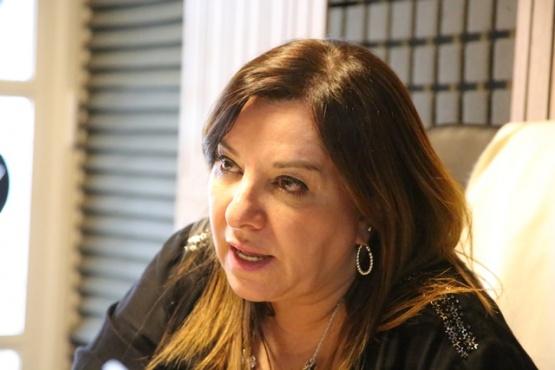 María Cecilia Velázquez, presidenta del CPE
