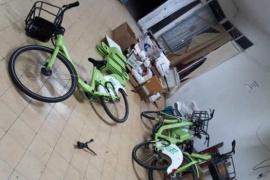 Río Gallegos: robaron las bicicletas del Parque Urbano