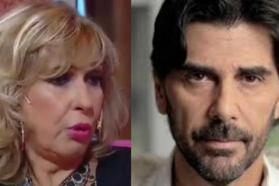 Georgina Barbarrosa reveló una conversación privada con Juan Darthés