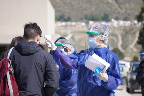 Más casos de Coronavirus en Chubut.