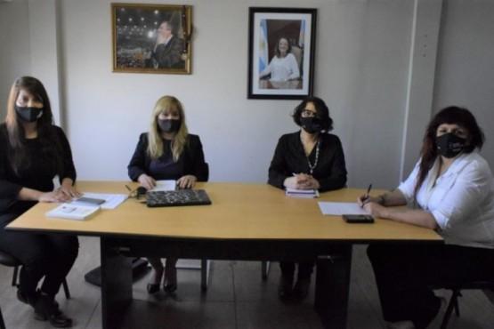 Santa Cruz  Trabajan articuladamente en el abordaje de la violencia de género