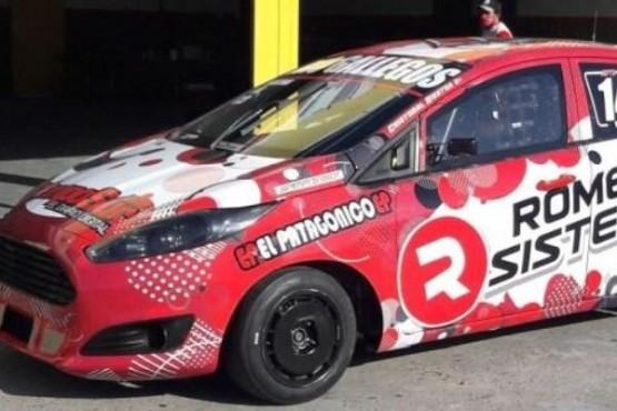 Riestra se estrena con el Ford Fiesta Kinetic en Buenos Aires.