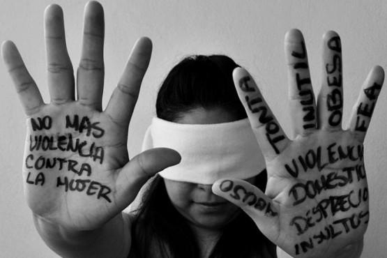 Si sos víctima de violencia, no te calles, denunciá.