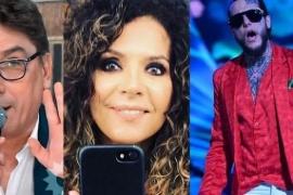 """Patricia Sosa contra Alex Caniggia tras su pelea con Oscar Mediavilla en el """"Cantando 2020"""""""