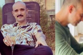 Abel Pintos mostró por primera vez la panza de su novia a días de convertirse en padres