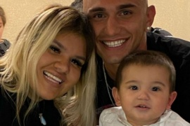 Facundo Ambrosioni habló de su relación con Morena Rial