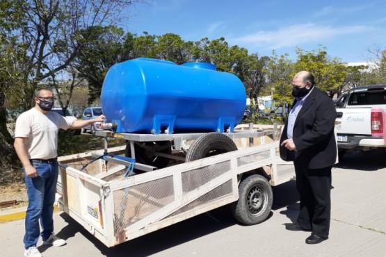 Chubut  El Área Lago Baggilt tendrá energía solar y equipamiento para combatir incendios