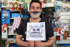 Municipio continúa con la campaña Acuerdo Social Solidario