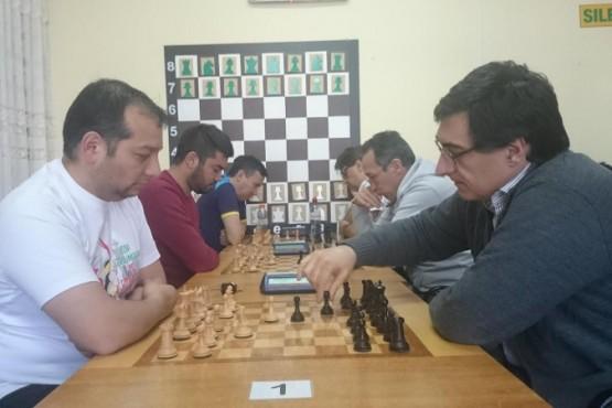 Fernández y el MF Macagno, dos de los que más sumaron entre los nuestros.