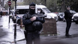 Nueve detenidos por la decapitación del docente que mostró una caricatura de Mahoma