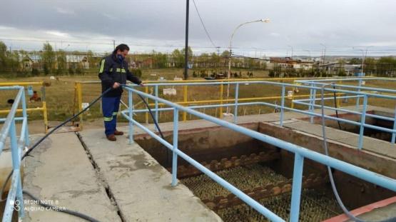 Habrá baja presión de agua en todo Río Gallegos