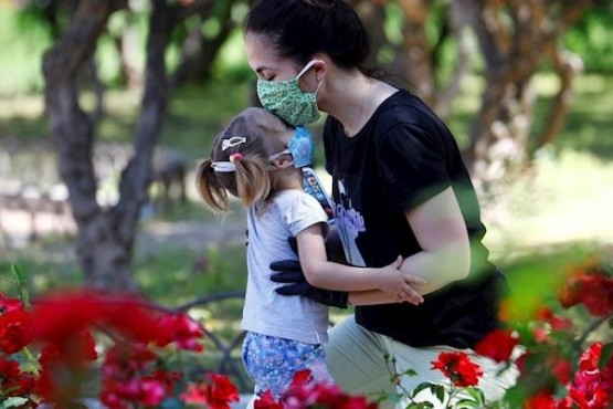 Se conmemora el Día de la Madre.
