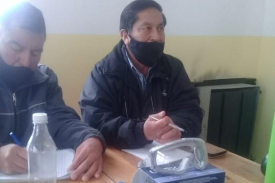 Continúa el plan de monitoreo y control de tucura en las zonas afectadas