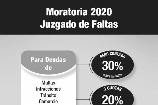 Sigue vigente el plan de regularización para infracciones en el Juzgado Municipal de Faltas