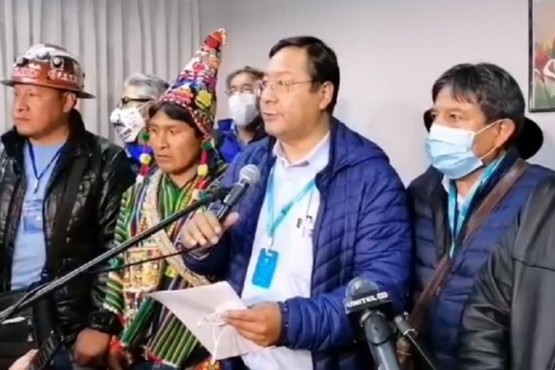 Elecciones: Luis Arce del partido de Evo Morales es el nuevo presidente