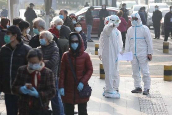 Más de 40 millones de contagios en el mundo