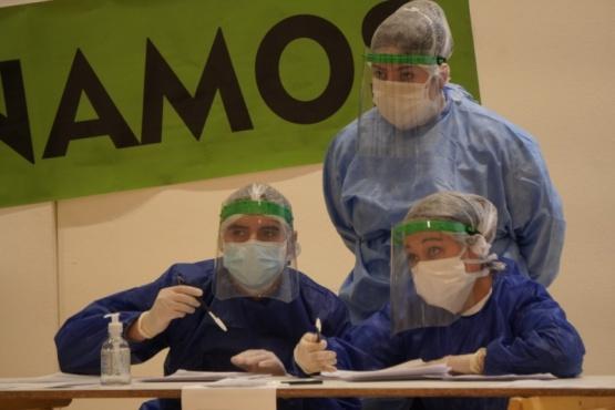Salud realiza nueva convocatoria de Voluntarios para tareas relacionadas con la pandemia