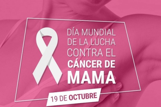La Muni se viste de Rosa por el Día de la Lucha contra el Cáncer de Mama