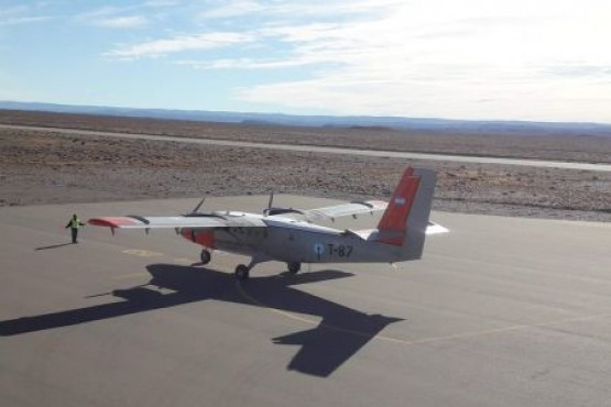 La Provincia trabaja en los protocolos de vuelos para el mes de noviembre