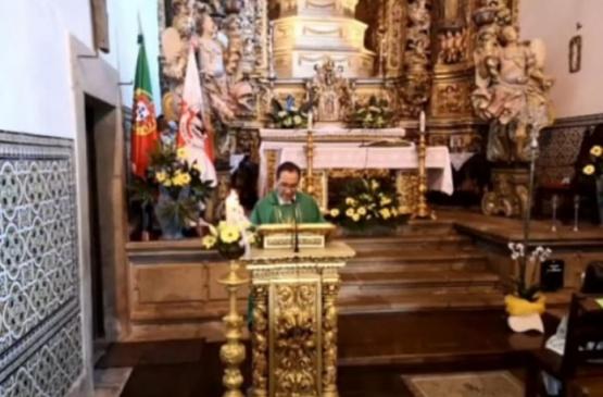 Recordaron los 500 años de la Primera Eucaristía