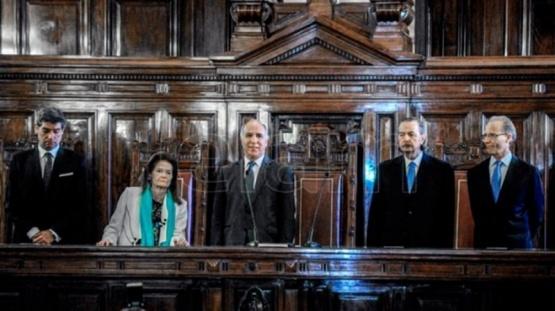 La CSJ ostergó una definición sobre los jueces con los traslados suspendidos