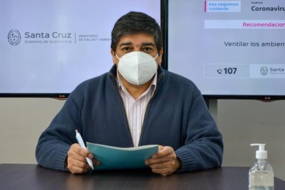 """García: """"Estamos en una convivencia continua con el virus"""""""
