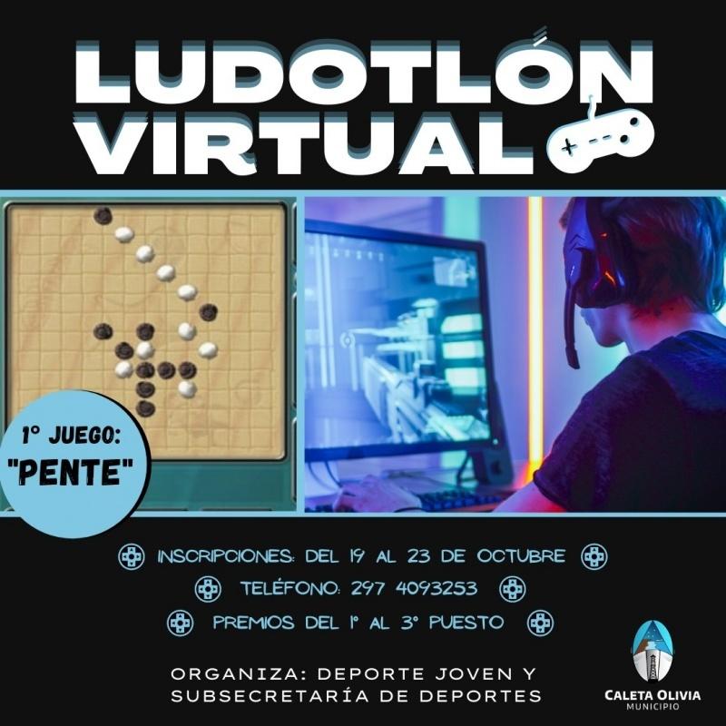 El Ludotlón Virtual invita a los jóvenes a conocer una nueva forma de jugar