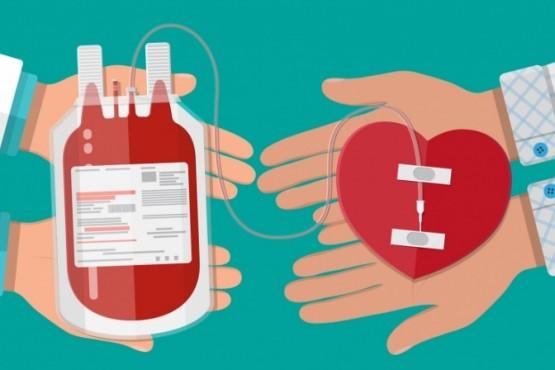 Buscan sumar más dadores de sangre.
