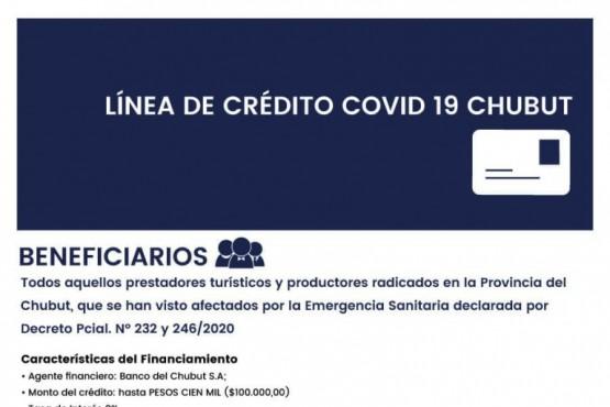 El Gobierno gestionó prórroga para solicitud de Créditos Emergencia COVID 19