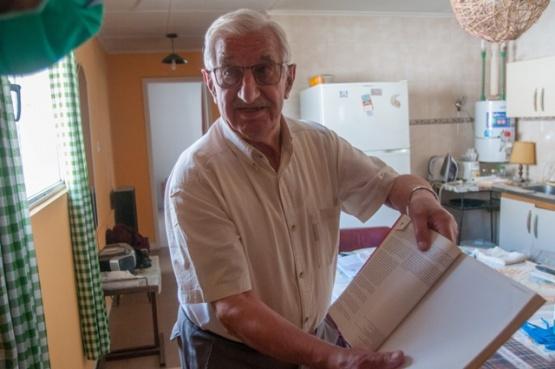 Jerónimo Zuvic, recordando el viejo Gallegos