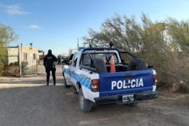 Pico Truncado| Se realizaron allanamientos por amenazas