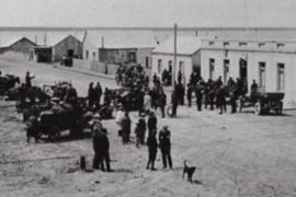 Puerto San Julián| Demolieron importante comisaría
