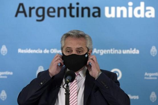 Cuándo anunciaría Alberto Fernández la extensión de la cuarentena