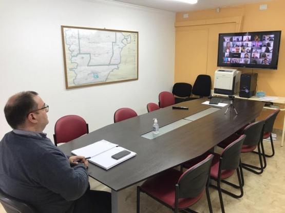 Chubut participó de la sesión ordinaria del Consejo Federal de Niñez, Adolescencia y Familia