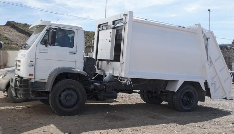 El Municipio recuperó otro camión recolector abandonado hace varios años