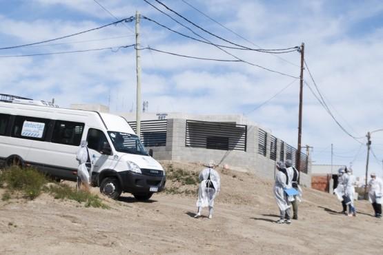El Plan Detectar recorrió hasta el momento 39 barrios de la ciudad
