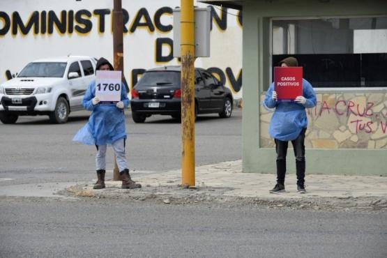 #YomeComprometo: Cenines recorrieron el 80% de la ciudad