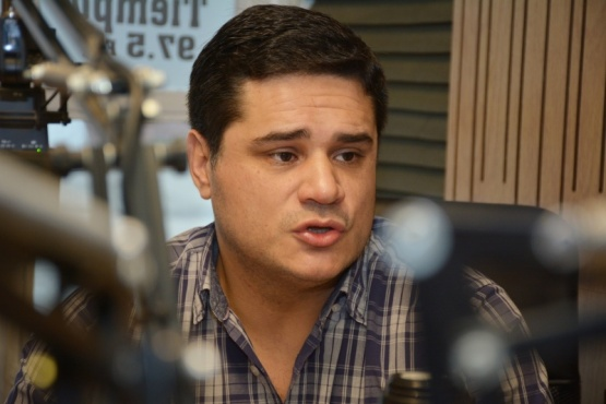Martín Chávez.