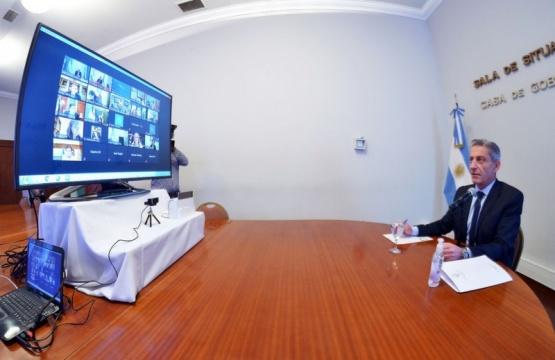 Designaron a Ignacio Lamothe como nuevo Secretario General