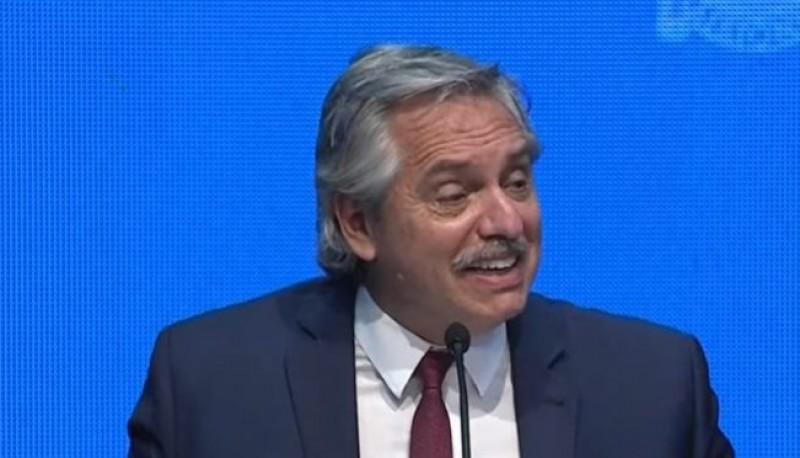 Alberto Fernández se confundió al definir cuándo vence la etapa de cuarentena