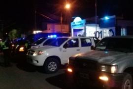 Fuerzas de seguridad salen a calle para concientizar a la comunidad