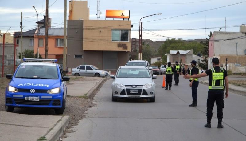 4 secuestros y 62 actas fue el resultado del operativo entre Tránsito y la Policía