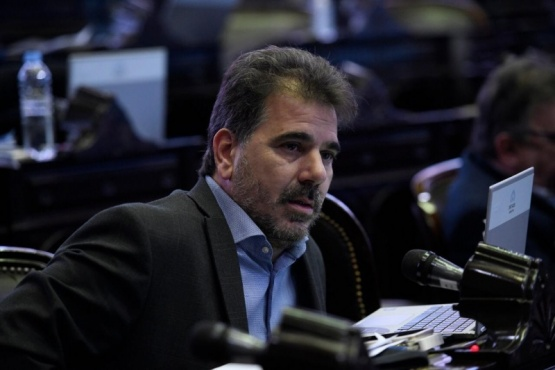 "Cristian Ritondo apuntó contra Axel Kicillof: ""Cruzó la raya de la racionalidad política"""